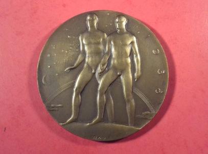 Médaille Expo 58