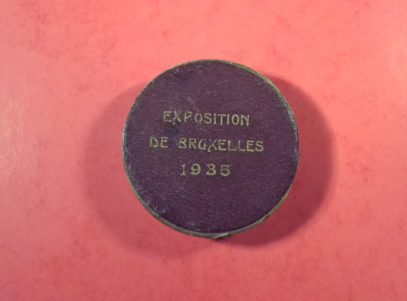 50 Francs Expo 35