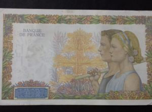 500 Francs Français