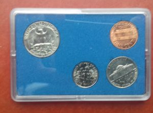 US Presidential Coins
