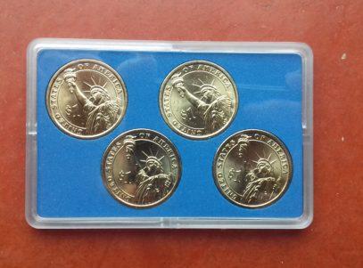 US-Dollar 2011