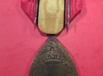 Médaille Commémorative de la Campagne de 1914-1918