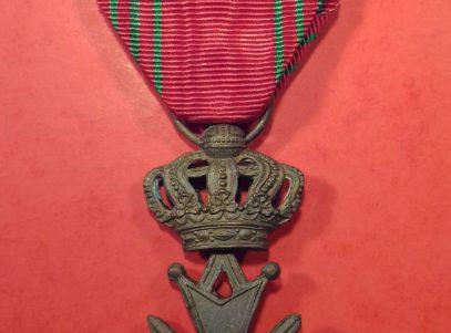 Croix de Guerre 1940 - Léopold III