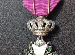 Chevalier de l'Ordre de Léopold I
