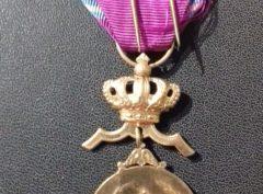 Médaille de l'Ordre du Lion Africain