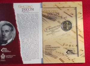 2€ Commémorative San Marino 2014