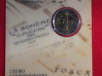 2€ Commémorative 2014 San Marino