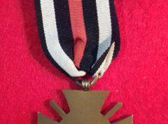 Croix d'Hindenburg Combattant