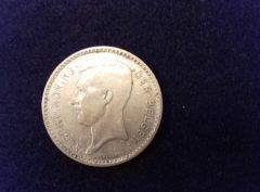 20 Francs 1933 Albert