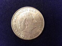 2 1/2 Gulden 1961