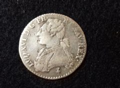 1/10 Ecu – Louis XVI – 1778