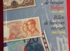 Catalogue Billets de Banque Belges – Bilingue