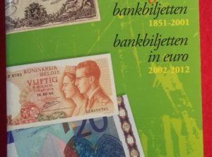 Catalogue Billets de Banque Belges – Bilingue