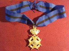 Commandeur de L'Ordre de Léopold II