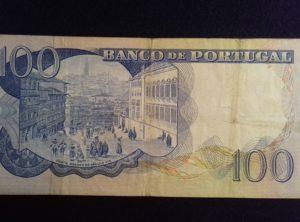 100 Escudos – 30-10-1965