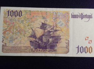1000 Escudos – 07-11-2000