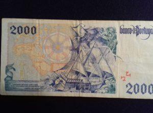 2000 Escudos – 01-02-1996