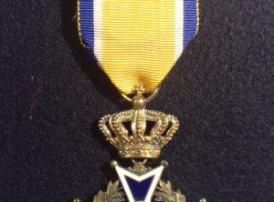 Officier Ordre d'Orange-Nassau
