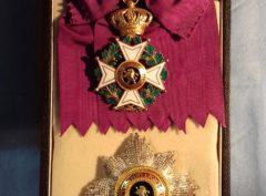 Grand Cordon Léopold Premier