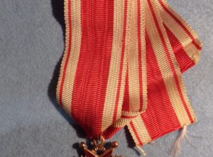 Chevalier Ordre de St-Stanislas