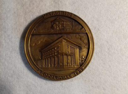Banque du Congo Belge 1909 - 1959