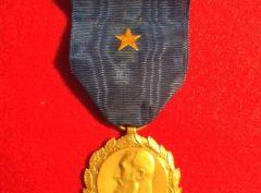 Médaille Vétéran Coloniaux Belges