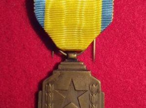 Médaille de l'effort de guerre colonial 1940 – 1945