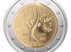 2€ Estonie 2017 – La route vers l'Indépendance
