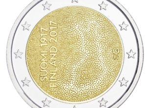 2€ Finlande 2017 – 100 ans de l'Indépendance