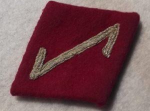Insigne – Coin de col – Cadre Jeunesse hitlérienne