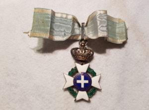 Commandeur – St Sauveur – Grèce