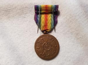 Médaille de la Victoire – 1914-1918