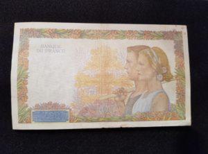 500 Francs – Banque de France 30.04.1941