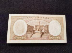 10 000 Lire – Italie – 12.04.1962