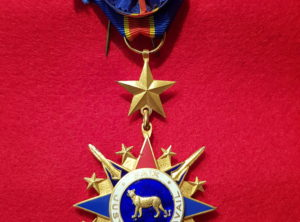République Démocratique du Congo – Officier Ordre national du Léopard