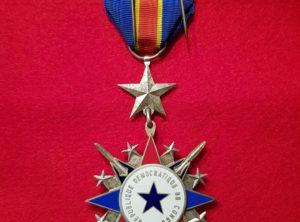 République Démocratique du Congo – Ordre national du Léopard