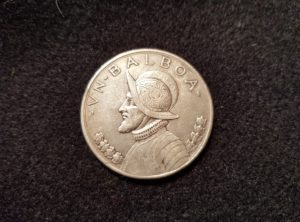 Panama – 1 Balboa 1931