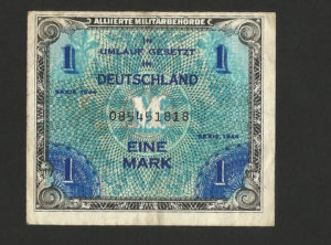 1 Mark – Serie 1944