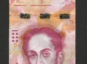 20000 Bolivares – République du Vénézuela FDC/NEUF