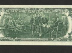 2 Dollars – USA – Series 2013 – FDC/NEUF