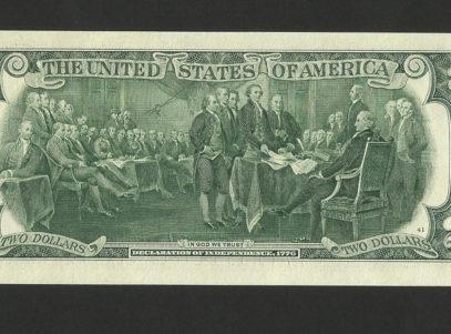2 Dollars - USA - Series 2013