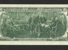 2 Dollars – USA – Series 2013 FDC/NEUF