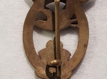 Insigne Autrichien - Aéronaval Type 1817 - Brevet