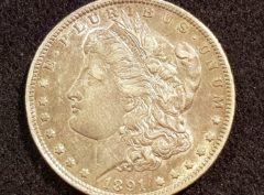 1$ – USA – 1891 O