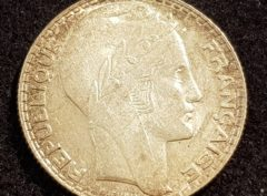 10 Francs – Turin – 1939 – Qualité + Patine