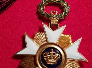 Commandeur – Ordre de la Couronne