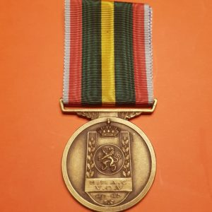 Médaille Union Fraternelle des Anciens Combattants 1940-1945 - Belgique