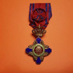 Roumanie - Ordre de l'Etoile