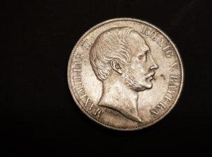 Allemagne - 1862 - Thaler - Maximilian II