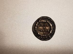 Julias Aposta - Julian II 361 - 363 - Lyon - Silique